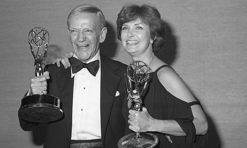 He won five Emmy awards, including one in 1978 for his role in <em>A Family Upside Down</em>. He also received an Oscar nomination in 1974 and a Lifetime Achievement Award from the American Film Institute in 1981. 