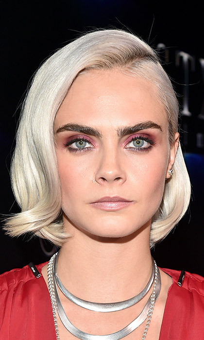 <h4>Cara Delevingne</h4>