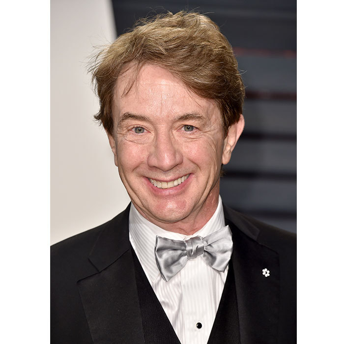 <h2>Martin Short</h2>