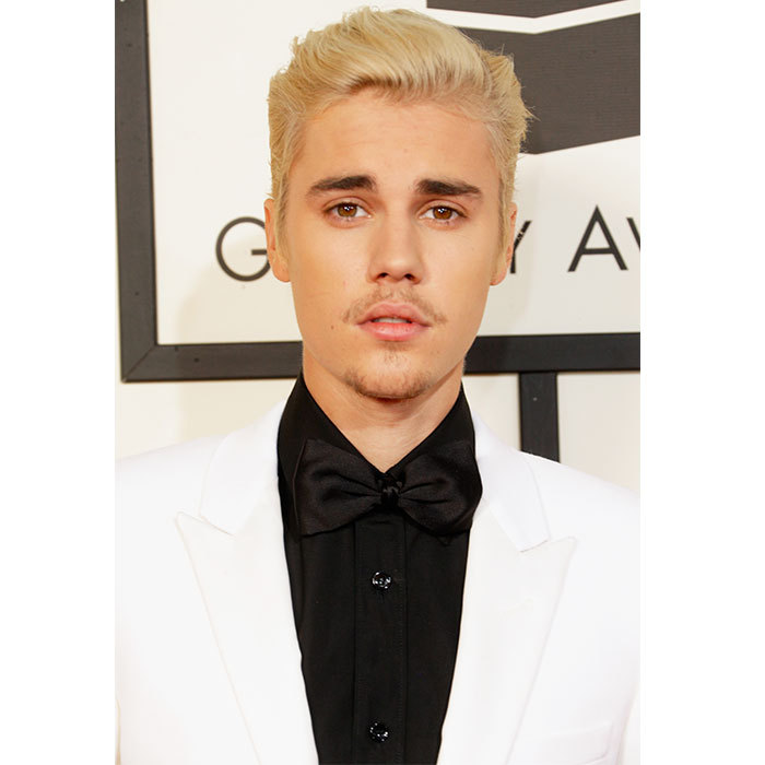 <h2>Justin Bieber</h2>