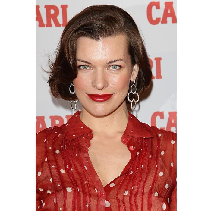<h4>Milla Jovovich</h4>