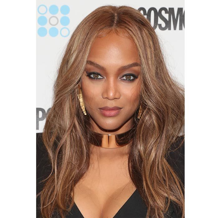 <h4>Tyra Banks</h4>