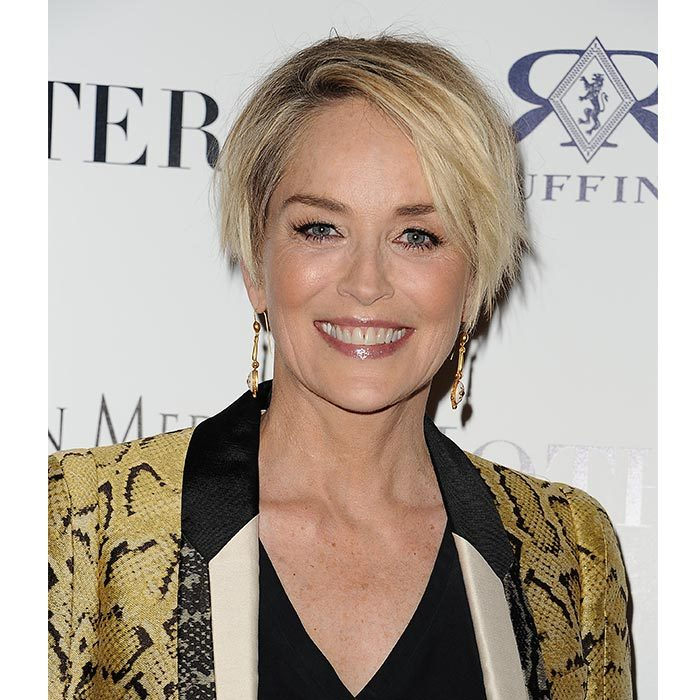 <h4>Sharon Stone</h4>