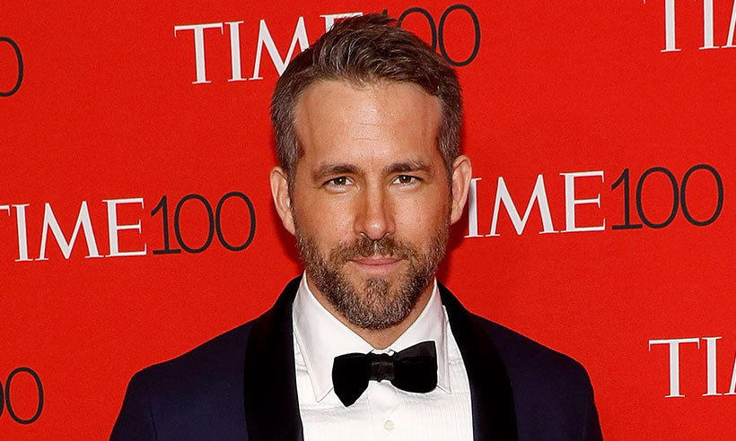 <h4>RYAN REYNOLDS</h4> 