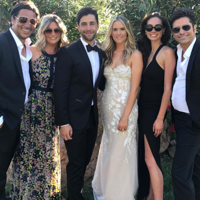 <h3>Josh Peck and Paige O'Brien</h3>