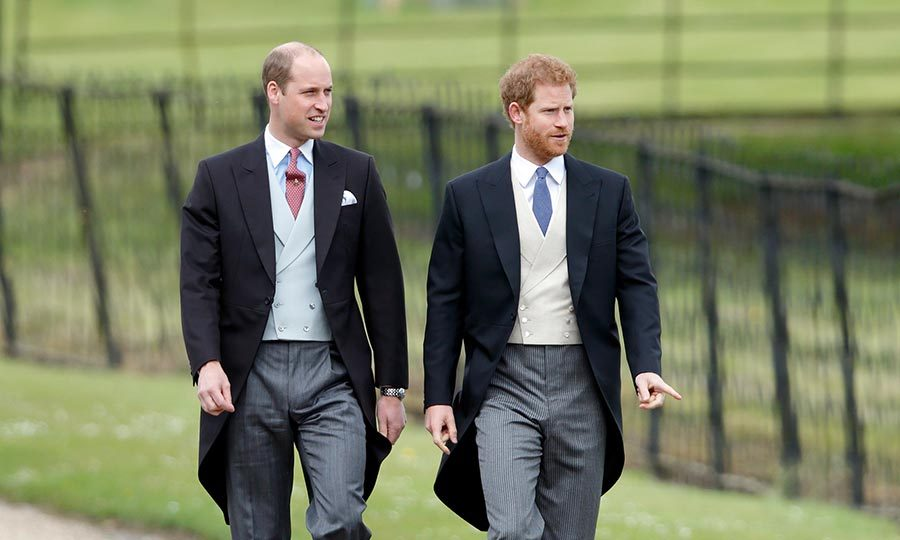 Princes William And Harry To Attend Re Dedication Service At