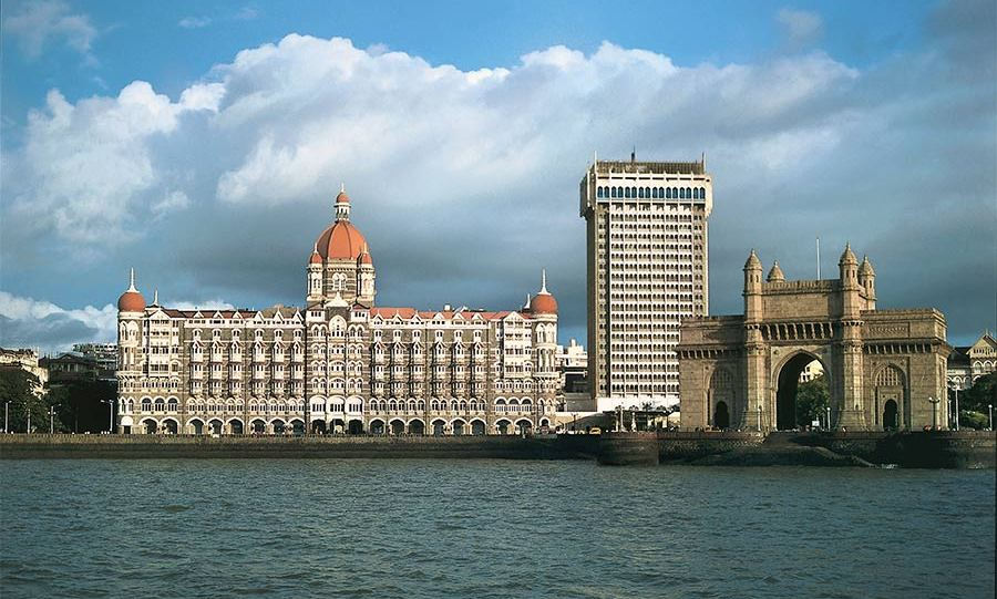 <h3><strong>Taj Mahal Palace, India</strong></h3>