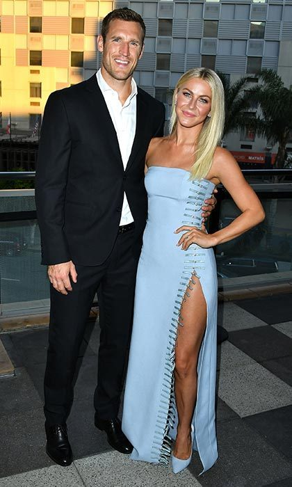 Julianne hough and brooks laich s wedding is next weekend for Julianne hough wedding pictures