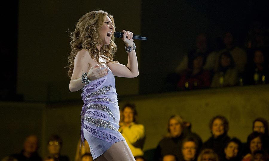 Nine years after her successful world tour <em>Let's Talk About Love,</em> Celine went back on the road in 2008 for her <em>Taking Chances World Tour.</em> The 49-year-old singer performed for more than <b>THREE MILLION</b> people in 23 countries.