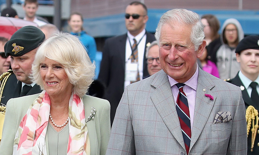 The Duke and Duchess of Cornwall touched down in Canada on Thursday (June 29) for a three-day tour of Nunavut and Ontario. The royal couple made the trip in honour of Canada's 150th Anniversary. 