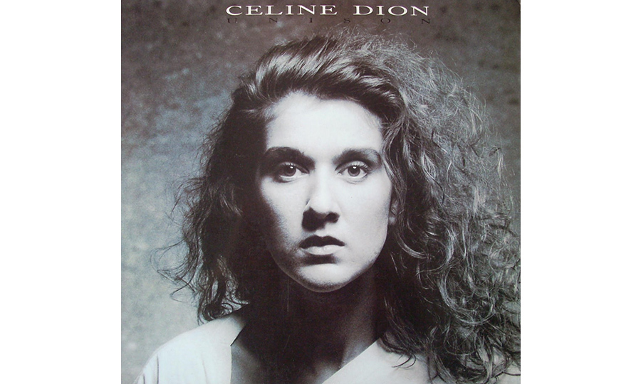Celine's debut English album <em>Unison</em> was released in 1990 and sold more than <b>ONE MILLION</b> copies worldwide!