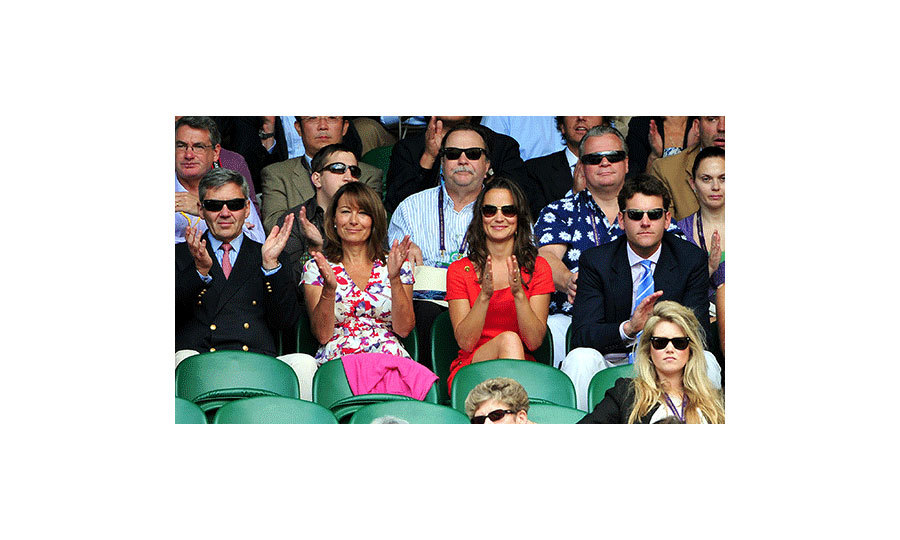 <p>Wimbledon 2017 is now among us, with many a famous face already spotted among the crowds at the famed tennis tournament.</p>