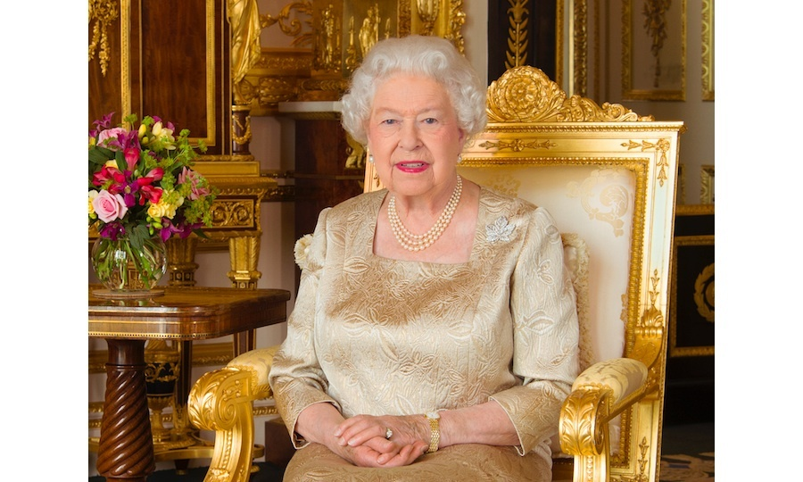 A new portrait of the Queen has been released in honour of Canada's 150th anniversary. Taken by Toronto-based photographer Ian Leslie Macdonald, the picture shows Her Majesty wearing her Maple Leaf brooch. The gold and diamond treasure belonged to the Queen Mother, who received it from her husband King George VI, to mark their visit to Canada in 1939.