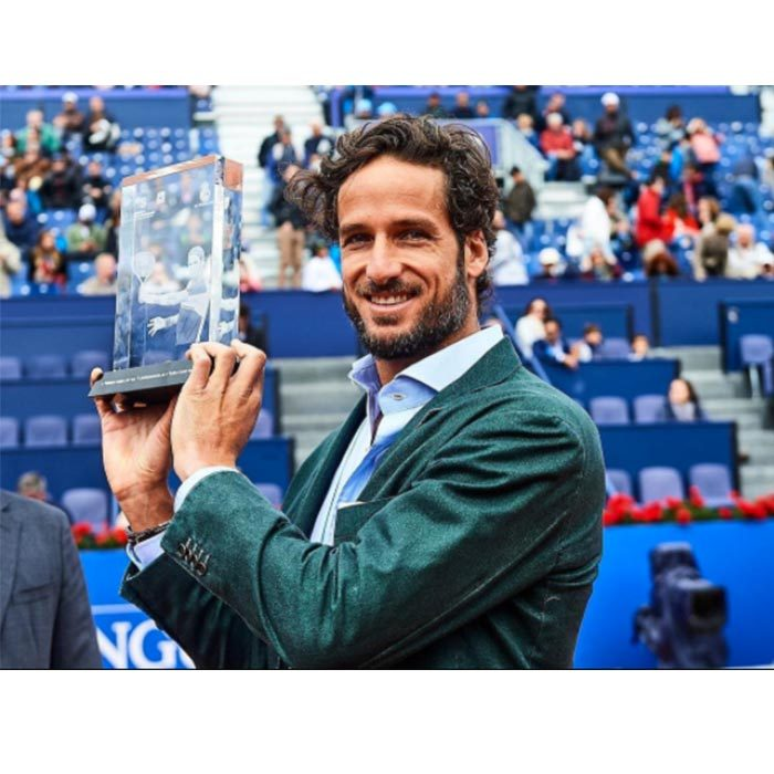 <h4>Feliciano Lopez</h4>