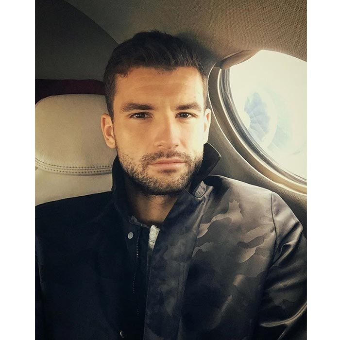<h4>Grigor Dimitrov</h4>