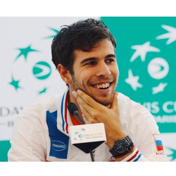 <h4>Karen Khachanov</h4>
