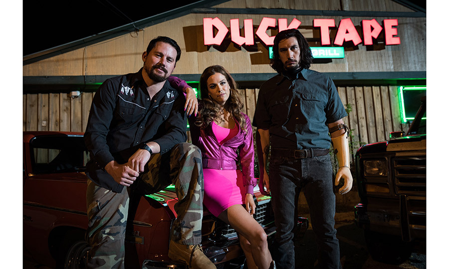 <h3>Logan Lucky</h3>