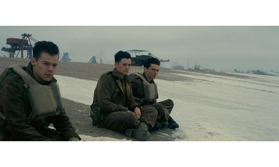 <h3>Dunkirk</h3>