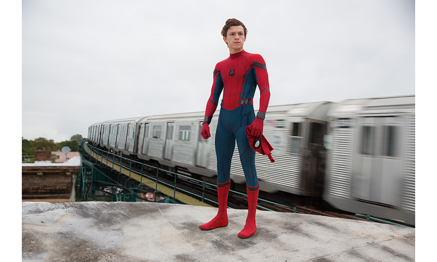 <h3>Spider-man: Homecoming</h3>
