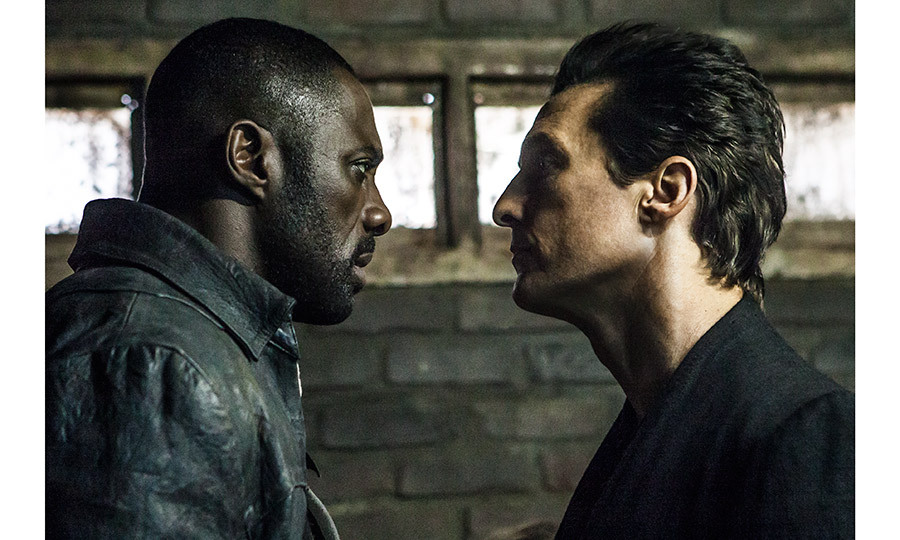 <h3>The Dark Tower</h3>