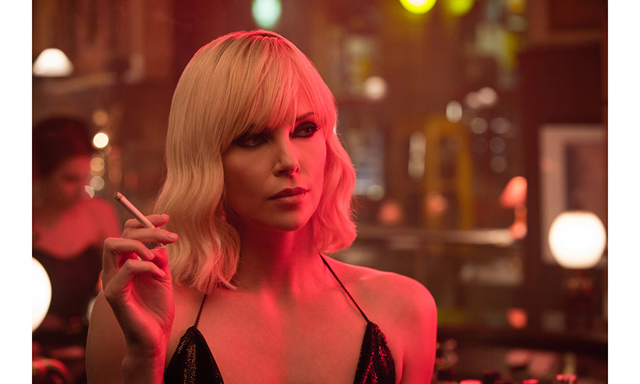 <h3>Atomic Blonde</h3>