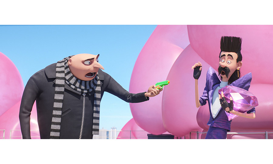 <h3>Despicable Me 3</h3>