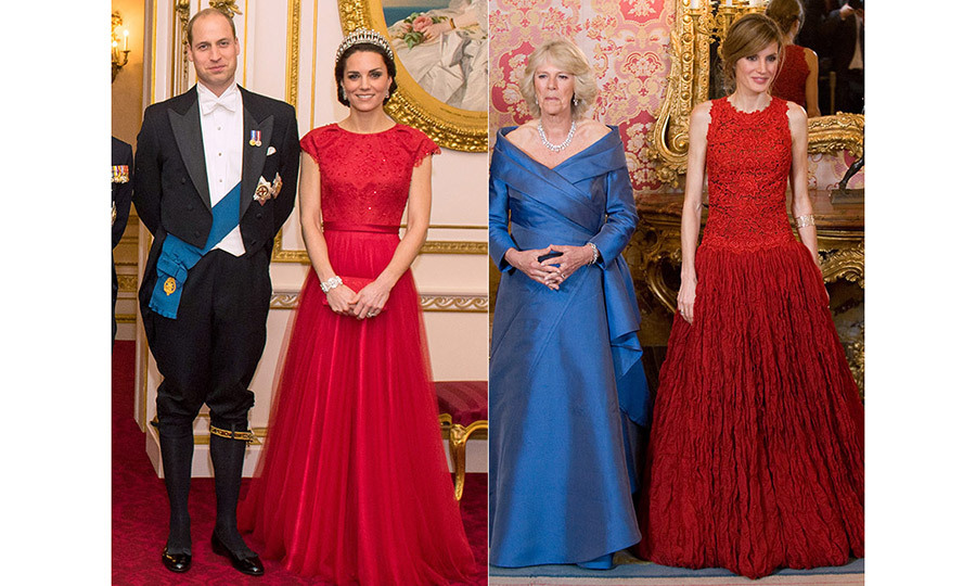 <p>Blessed with enviably slim figures, both of these regal fashionistas favour high-street brands as well as high-end couture, often mixing and matching the two with chic confidence.</p>