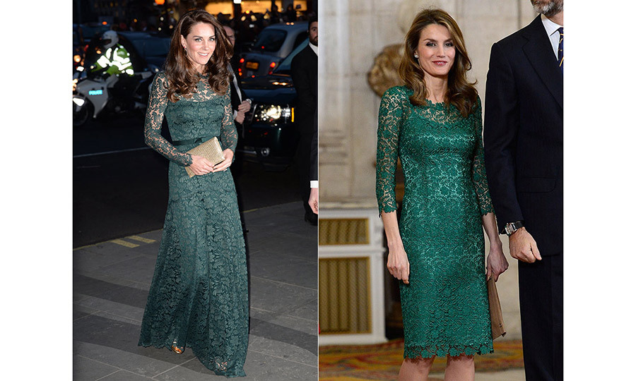 <p>Colour is a key component of their royal wardrobes. While Kate cuts a more conservative dash in her sartorial repertoire, Letizia, a former news anchor, tends to be more daring, often sporting shorter, tighter outfits and edgier styles.</p>