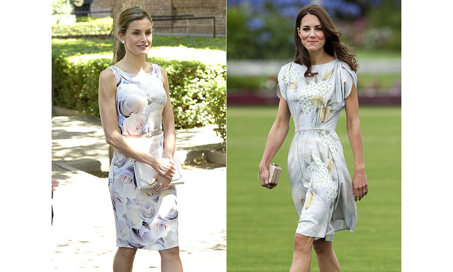 "<p>With their impeccable sense of style, they are deemed two of the most elegant royal women in the world. So when the <strong><a href=""/tags/0/kate-middleton/"">Duchess of Cambridge</a></strong> welcomes <strong><a href=""/tags/0/queen-letizia/"">Queen Letizia of Spain</a></strong> at a <strong><a href=""/royalty/02017070437054/prince-harry-first-state-visit-spanish-royals"">state banquet at Buckingham Palace</a></strong> next week, all eyes will be on the show-stopping ensembles the pair have chosen for the occasion.</p>