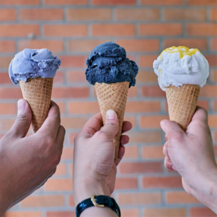 <p><strong>@hangry_foodies</strong><br /><strong>Location:</strong> Toronto.<br />Need to impress someone for dinner and not sure where to go? Hangry_foodies has got you covered. Whether you&rsquo;re feeling adventurous and want to try the latest in ice cream trends (ube ice cream anyone?) or want in on the various pop-up events happening across the city &mdash; this account will keep you in the know.</p>