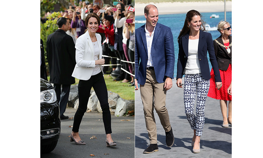 <h4>Blazer and Basic Tees</h4>
