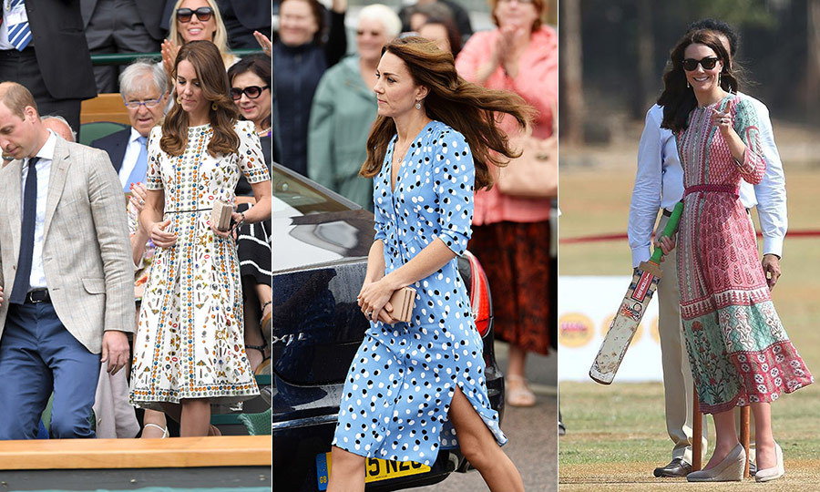 <h4>Printed dresses</h4>