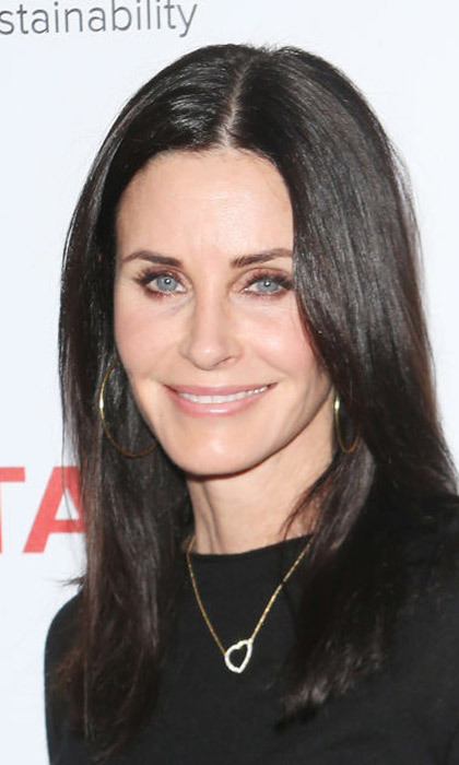 <h3>1. Courteney Cox</h3>