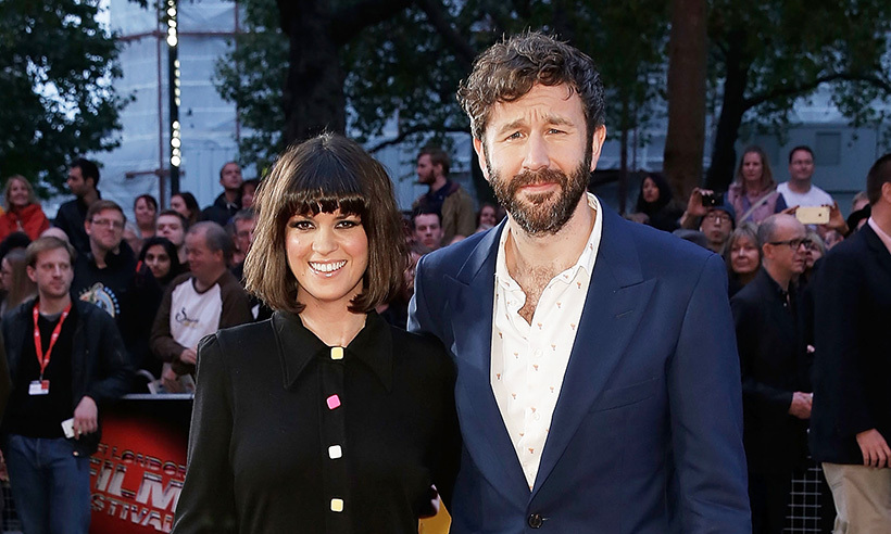 <h2>Chris O'Dowd and Dawn O'Porter</h2>