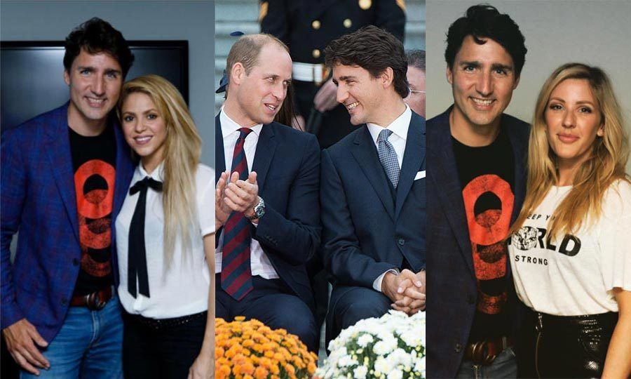 From citizens to royal family members to Hollywood stars, people can't get enough of the Justin Trudeau's dashing good looks, amazing personality and dedication to his family!
