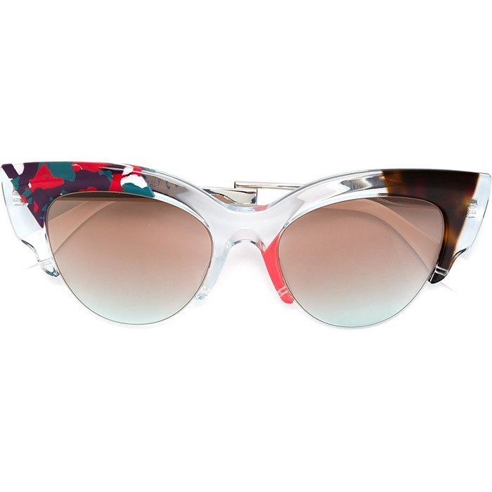 <p><strong>Fendi Eyewear Cat Eye Sunglasses</strong>, $510, <em>farfetch.com</em></p>
