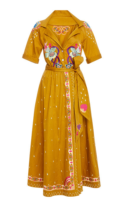 <p><strong>Temperley London Divine Wrap Dress</strong>, $1,420, <em>modaoperandi.com</em></p>