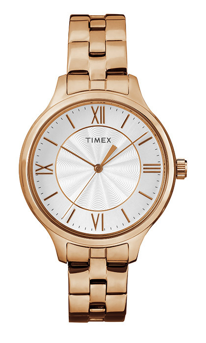 <p><strong>Peyton Watch</strong>, $95, <em>timex.ca</em></p>