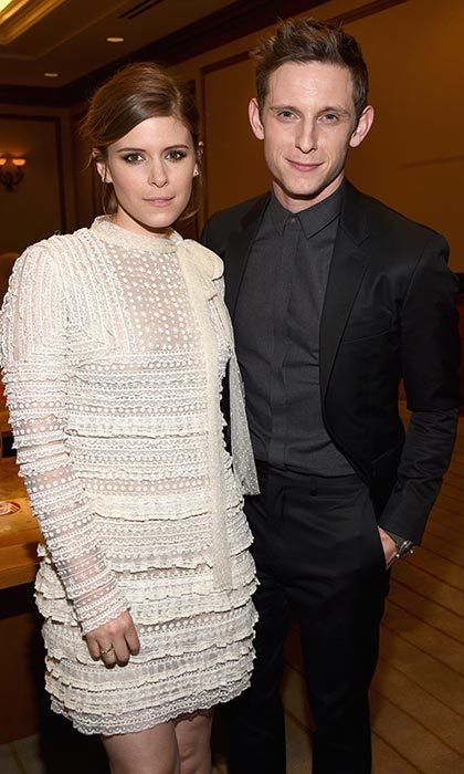 <h3>Kate Mara and Jamie Bell</h3>