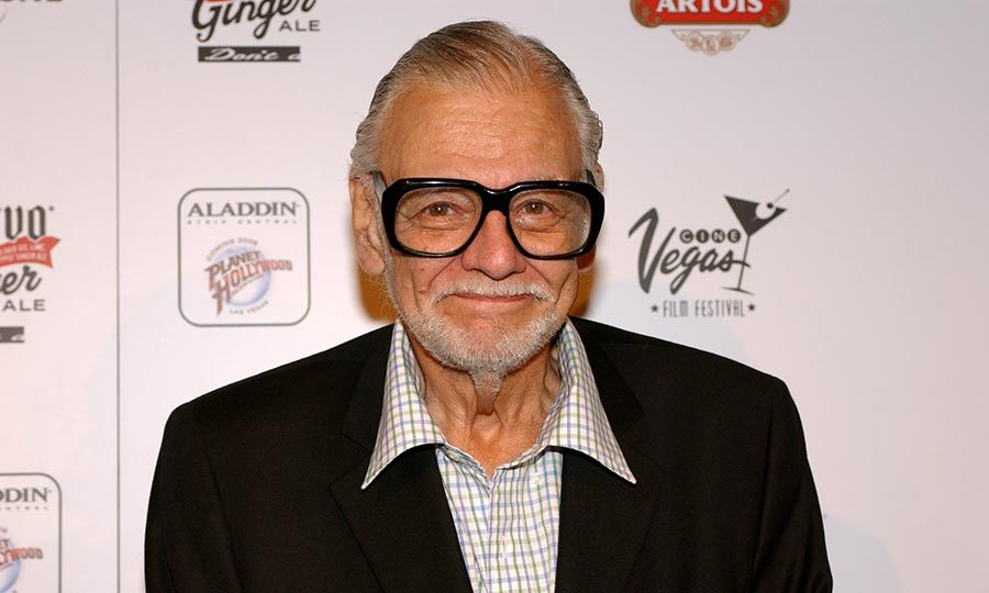 <h4>George A. Romero</h4>