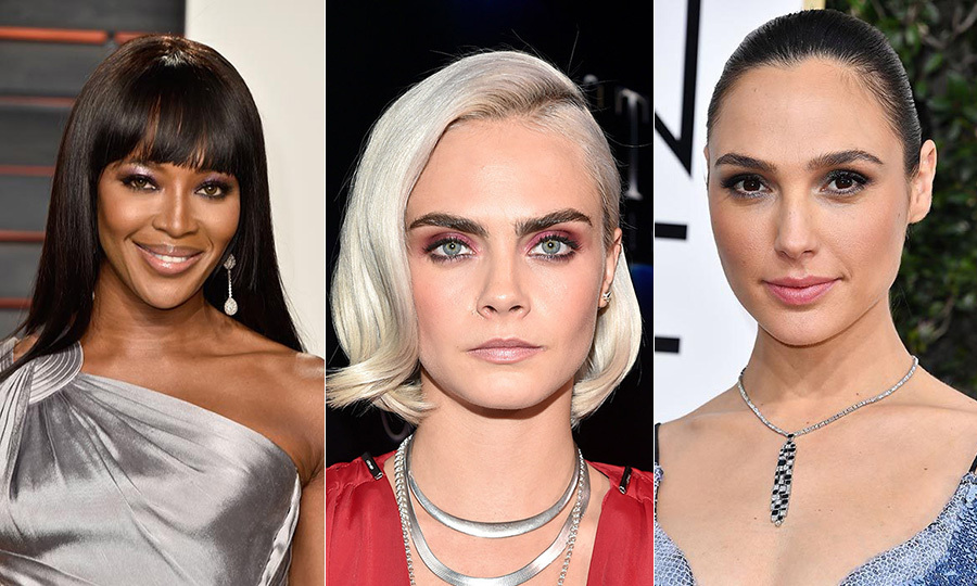 From icons like Naomi Campbell to new beauties like Emily Ratajkowski, more and more models are swapping the runway for the big screen. 