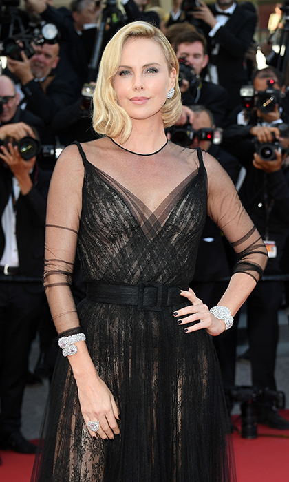 <h3>Charlize Theron</h3>