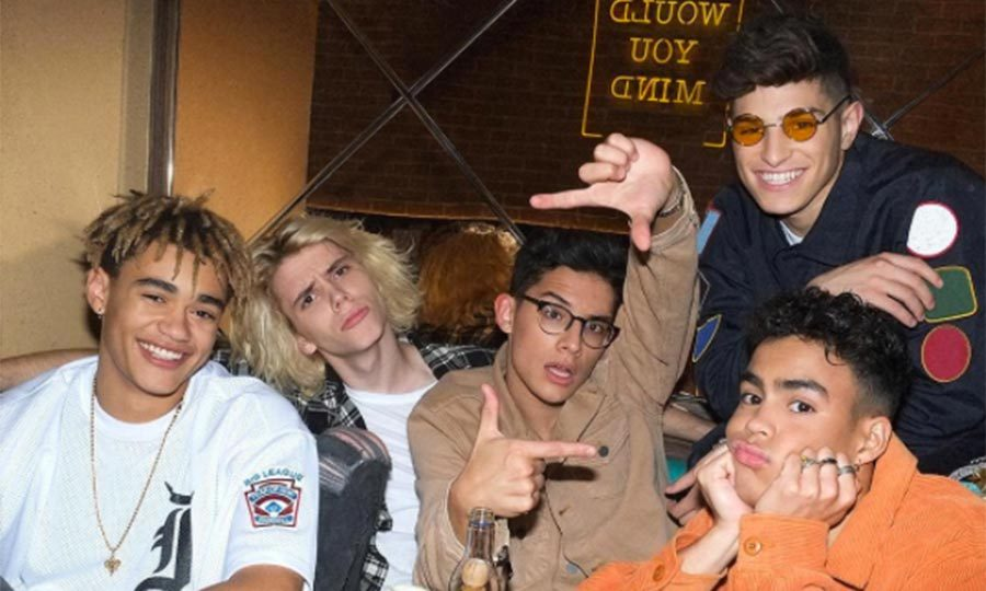 Get To Know The New Boy Band Prettymuch Hello Canada