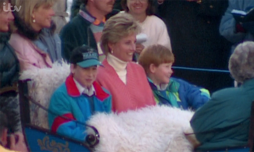 <p>Despite the constant media and paparazzi attention, Harry said Diana's priority was to give her sons as normal a childhood as possible.</p>