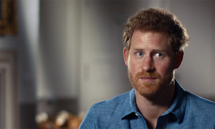 "<p>Harry revealed that he has <strong><a href=""/royalty/02017072537587/prince-harry-cried-twice-after-princess-diana-death/"">only cried about his mum twice</a></strong> &ndash; once at her private funeral at Althorp House, her family home, and one other time.</p>