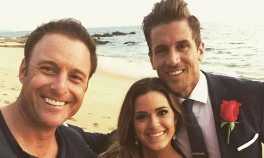 <h4>Chris Harrison, host of <em>The Bachelor,</em> <em>The Bachelorette</em> and <em>Bachelor in Paradise</em></h4>