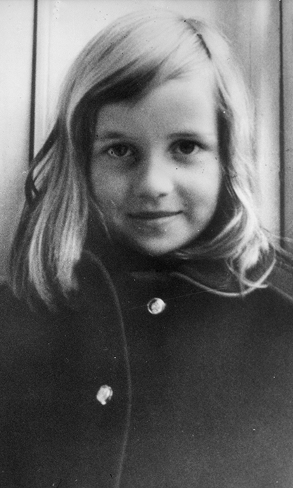 "<Strong><a href=""/tags/0/princess-diana"">Diana</a></strong> photographed as a young girl, circa 1965.