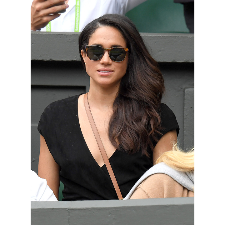 Ahead of her 36th birthday on Aug 4, Meghan was spotted arriving in London to spend time with her prince. Now a year into their romance, it looks like marriage is in the cards.