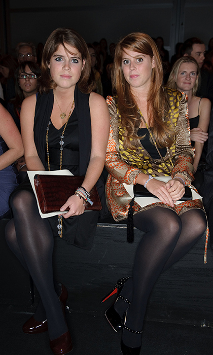 <h4>Princess Beatrice is...</h4>