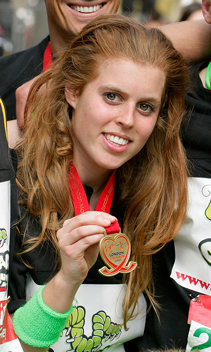 <h4>Princess Beatrice has...</h4>